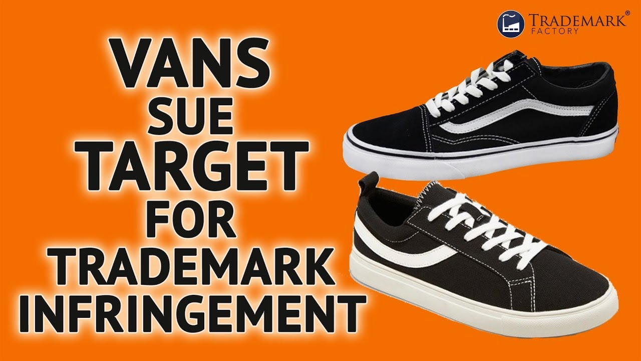 Vans Suing Target For Trademark
