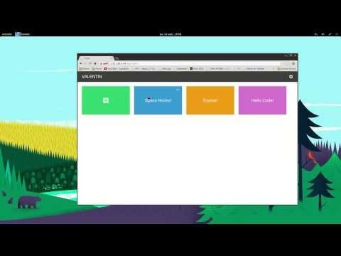 #Coder - Interface demonstration
