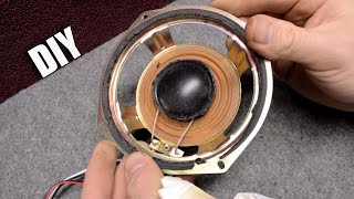 How to Make • Surface Speaker