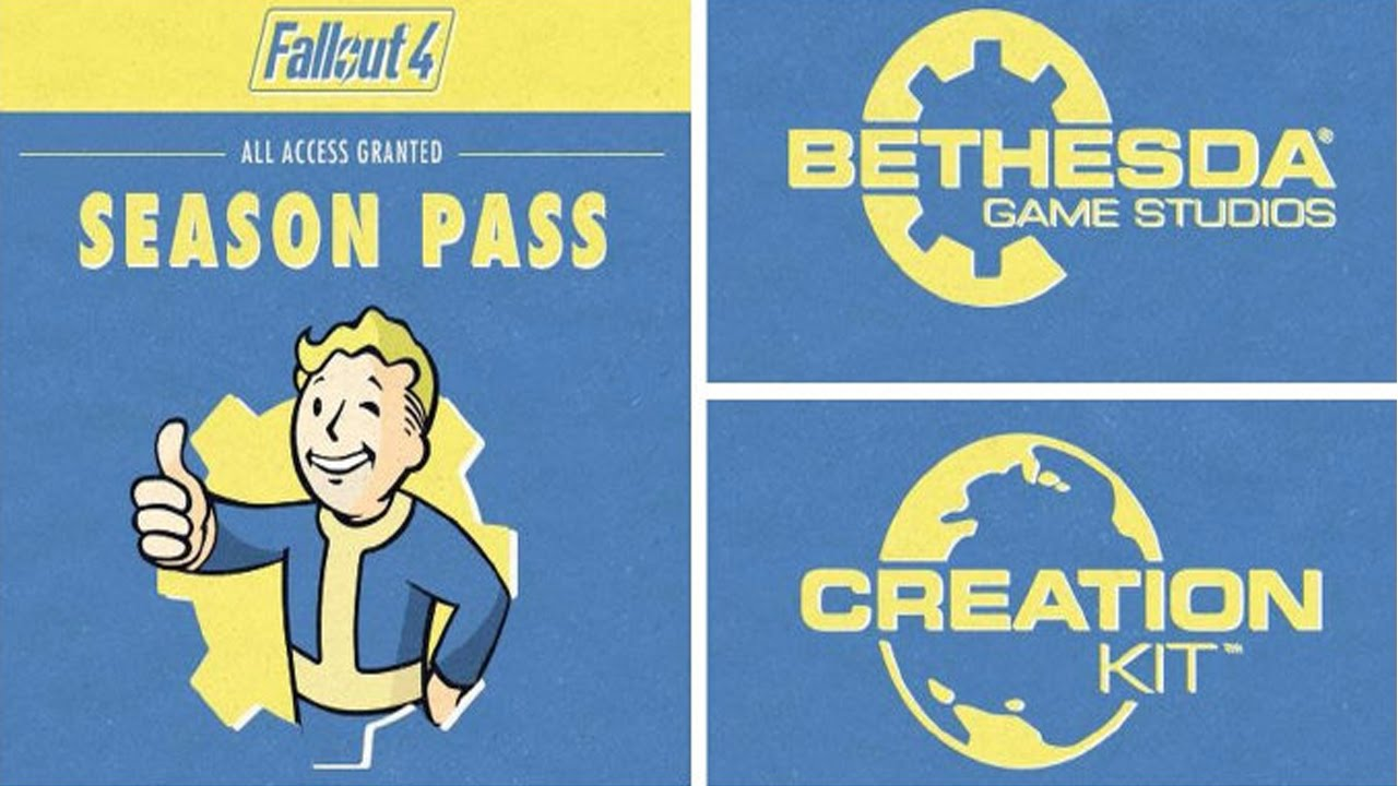 FALLOUT 4: DLC Plans, Season Pass, & Free Regular Updates Revealed .