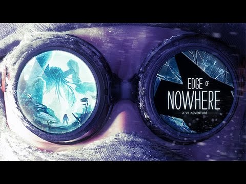 Edge of Nowhere – A VR Adventure – Reveal Teaser