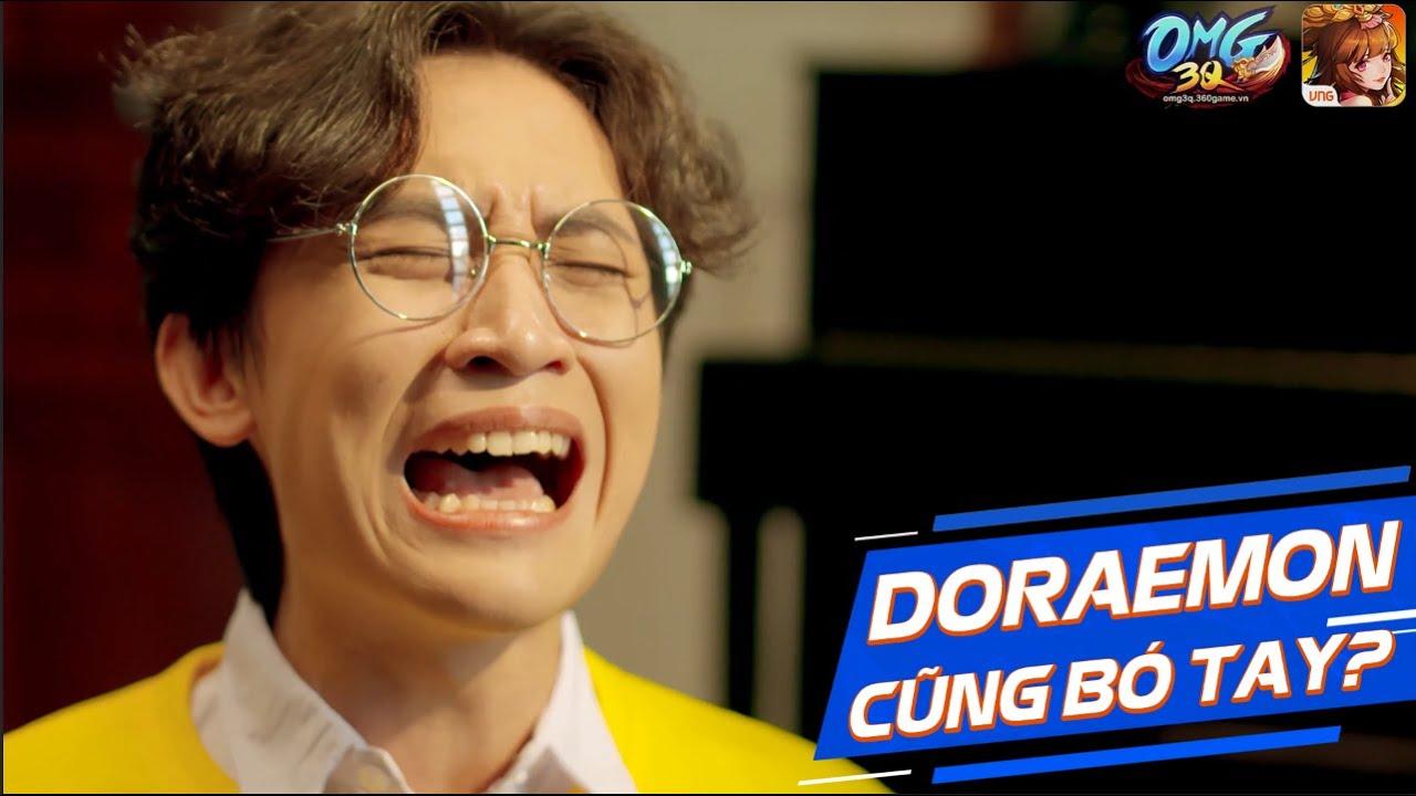 [OMG 3Q] Cần gì bảo bối của Doraemon, Nobita vẫn đua top cực hăng 💪💪