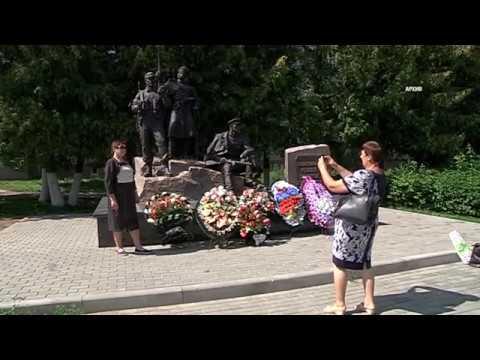 В Рыльске реконструируют Базарную площадь.