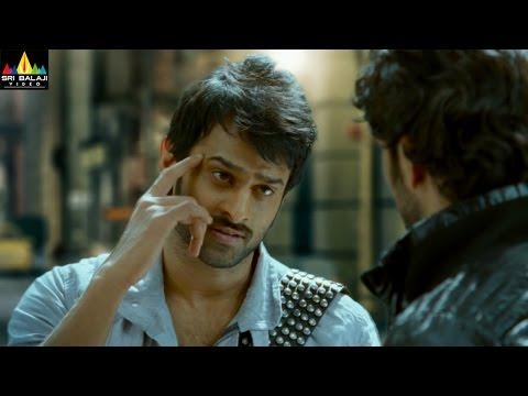Mirchi Movie Prabhas Intro Fight Scene | Prabhas, Anushka, Richa | Sri Balaji Video