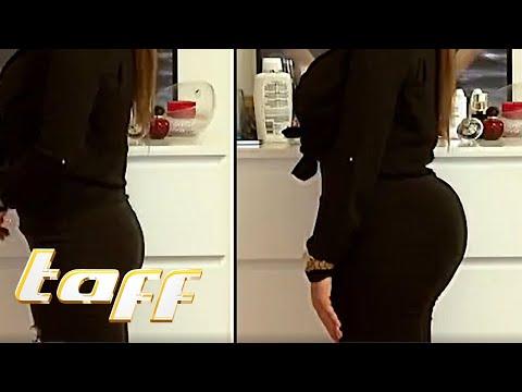 BIG BOOTY: Kim Kardashians PO für 1 TAG | taff | ProSieben
