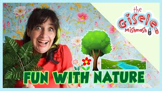 Kids Learn To Have FUN WITH NATURE | Educational Video for Children