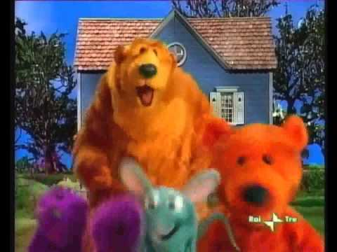 Bear nella grande casa blu sigla iniziale youtube