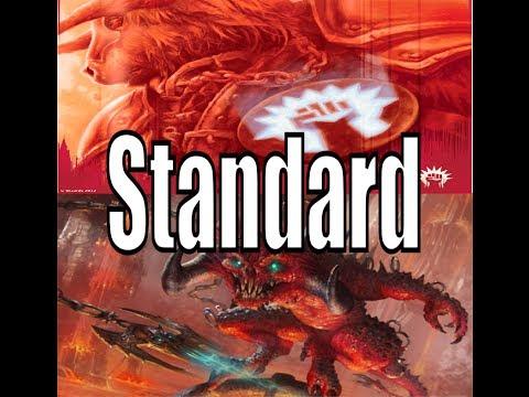 Standard Rakdos Aggro vs Boros Burn: Magic the Gathering