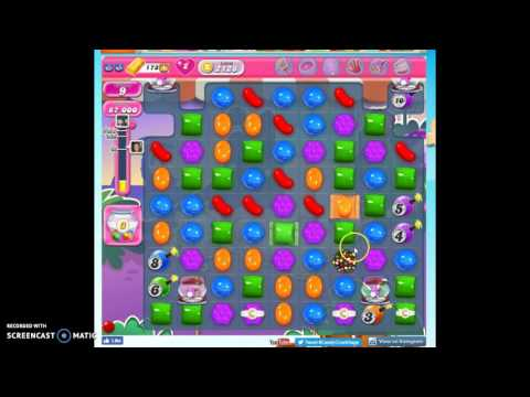 Candy Crush Level 2128 help w/audio tips, hints, tricks