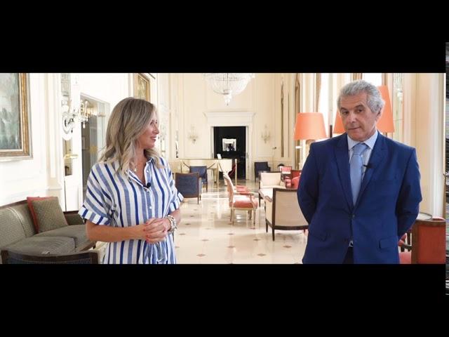 Entrevista Hotel Palácio