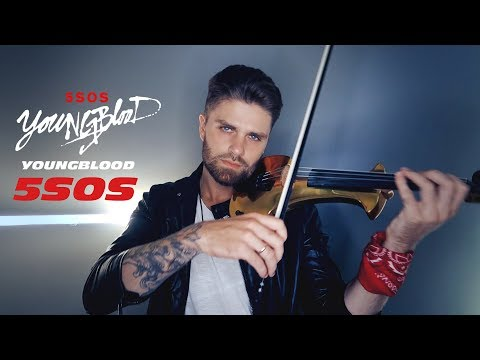 5 Seconds Of Summer - Youngblood Violin  (cover By V.Valenti)