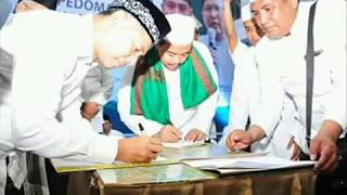 Al Amin Prenduang Kuliah Umum KH MA RUF AMIN
