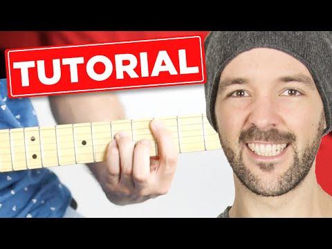 Die Ärzte - JUNGE - Gitarre lernen - Teil 1