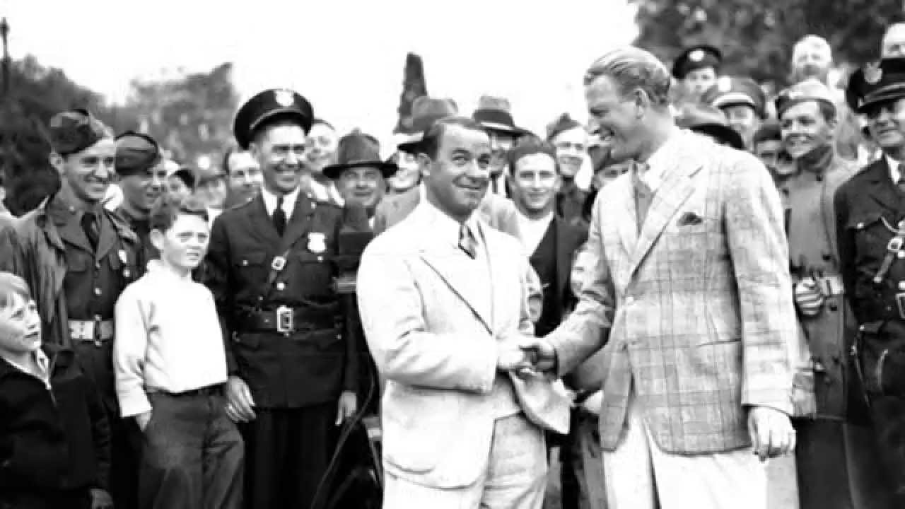 Gene Sarazen—1935 Masters 5th Golf Shots