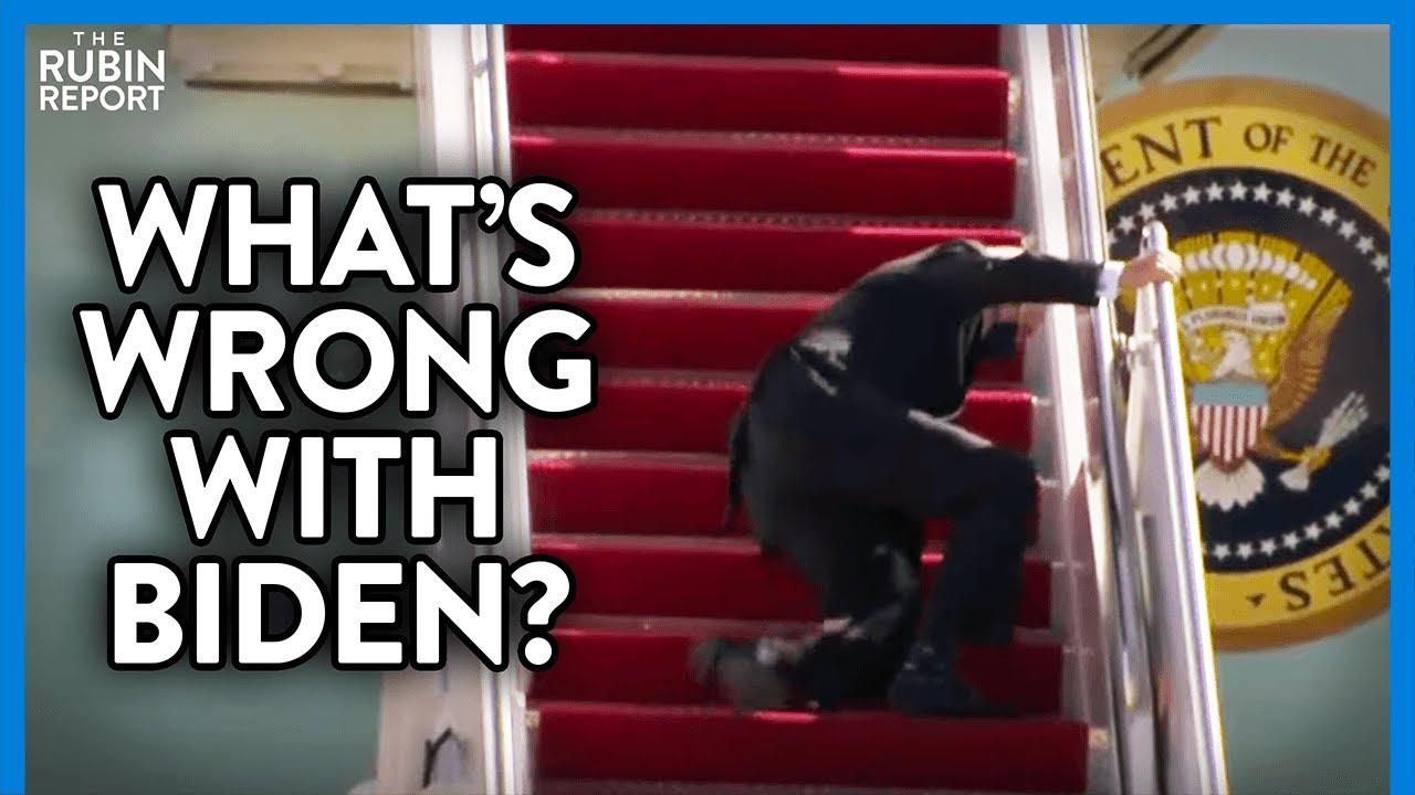 Shocking Footage of Joe Biden Falling Multiple Times: What Is Wrong? | DIRECT MESSAGE | Rubin Report - YouTube