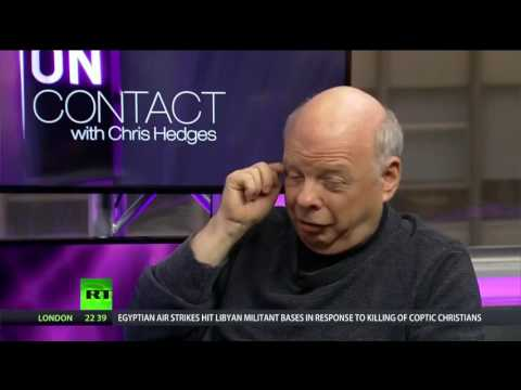 Chris Hedges  'On Contact' 5/29/17: The Fragility of Empire with Wallace Shawn