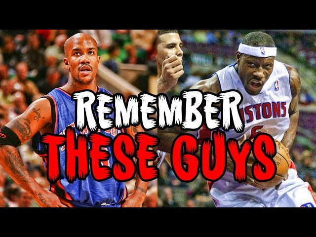 7 NBA Stars That EVERYONE HAS FORGOTTEN