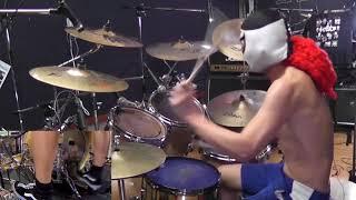 Undertale - Megalovania - Drum No edit version 激しく叩いてみた【アンダーテール】 thumbnail