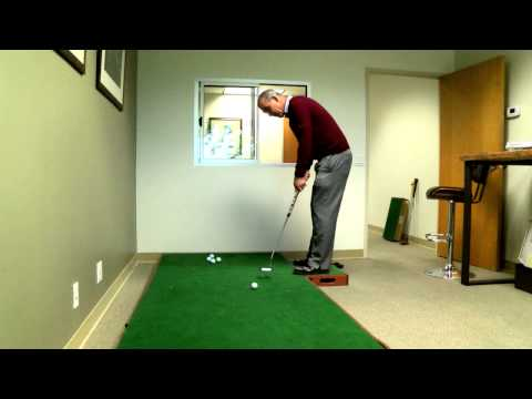 The Only Green Review And Installation: The Best Indoor Putting Green