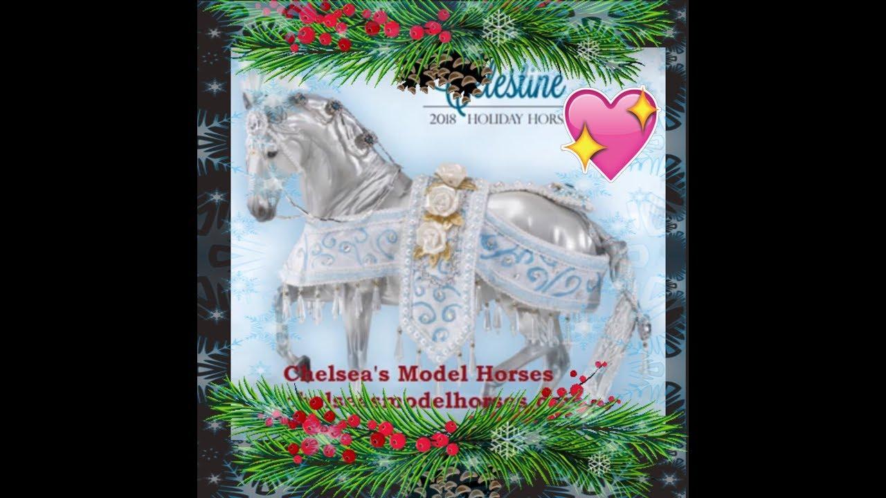 2018 breyer christmas horse - Christmas Horse