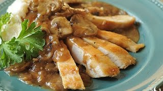 Chicken Marsala With Mashed Potatoes Cooking Instructions