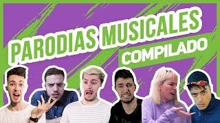 COMPILADO DE PARODIAS MUSICALES | Hecatombe!