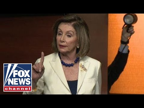 Pelosi snaps at reporter's impeachment question: I don't hate anybody
