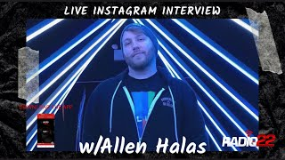 Radio 22: Who's Next Interview w/Allen Halas of Breaking and Entering Milwaukee