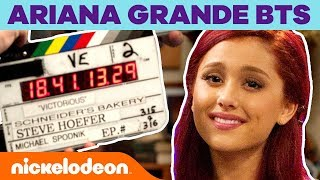 Ariana Grande Uncovered BTS Footage! 🙃 | #TBT