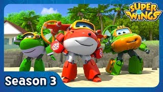 Fun In The Philippines | super wings season 3 | EP08