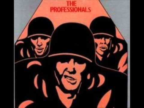 the professionals  suspicious minds mark james