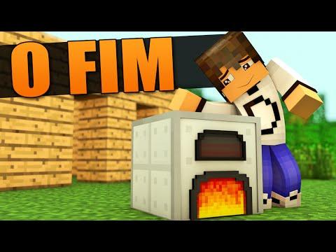 Minecraft - Industrial Craft: O FIM