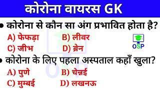 coronavirus current affairs 2020   about corona virus   gk in hindi   ssc chsl, cgl,