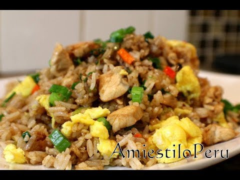 CHAUFA DE POLLO by zoylaM
