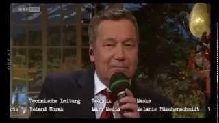 """Roland Kaiser + Russkaja """"Sag bloß nicht Hello"""""""