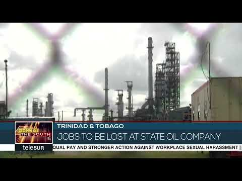 Trinidad and Tobago Oil Refinery to Close, Costing Jobs