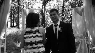 Свадьба в диком саду     видеограф Эдуард Флоренцев