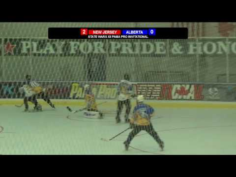 Team NJ '01 vs Alberta StateWars 12