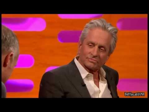 Michael Douglas on The Graham Norton Show May 24, 2013 Full Intervirew