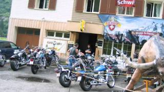 Kavasaki Vulcan Owners Club - in der Klause-Ranch - Juli 3 - 4, 2010.wmv(Biker-Tripp,