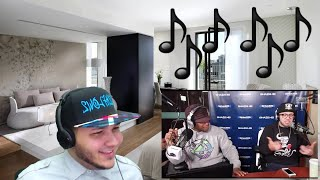 Is Andy Mineo the Future of Rap? Watch Him Freestyle In-Studio on Sway in the Morning REACTION!!
