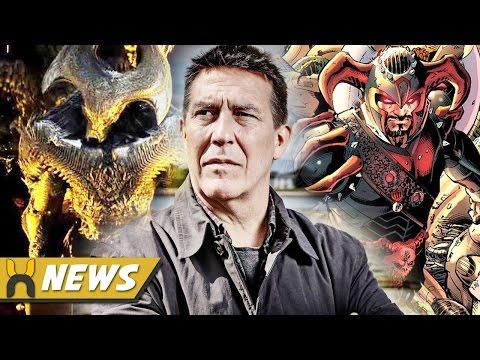 Justice League Casts Ciaran Hinds as Villain Steppenwolf
