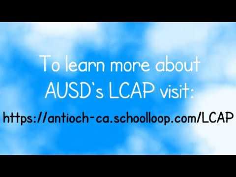 AUSD's 2016-2017 LCAP Goals