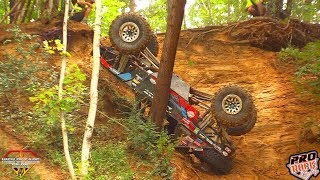 THRILLS N SPILLS R2R3 RACE TO RICHES QUALIFIER WINDROCK PARK CRASH COMPILATION