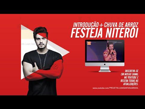 Luan Santana - IntroduçãoChuva de Arroz - Festeja Niterói Multishow 0309