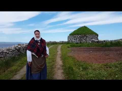 Cape Breton Island: A Barra woman's story