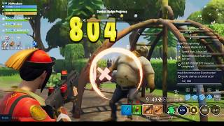 CRAZY FLINGER AND GLITCHED HUSK!!! Fortnite Save the World #60