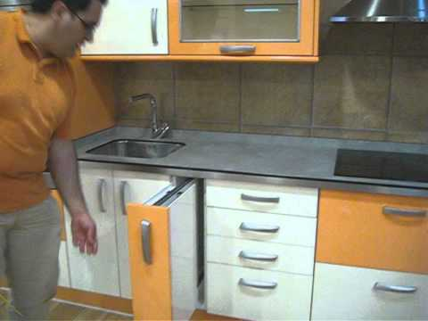 Cocina Liquidación de cocina Melocotón exposición
