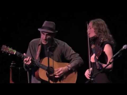 "Dan Frechette and Laurel Thomsen - ""Puddles In The Rain"""