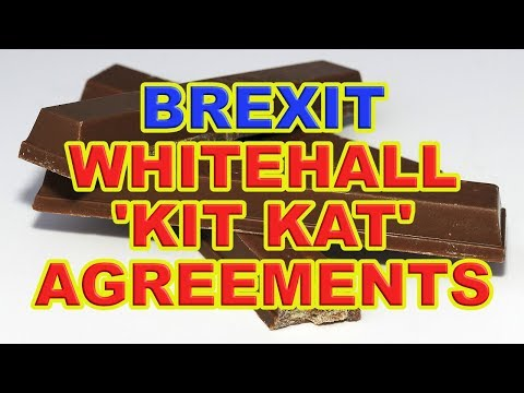 The Brexit Whitehall Defence 'Kit Kat' Agreements
